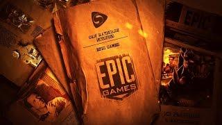 Они написали историю. Epic Games | Часть 1. Из реального в нереальное