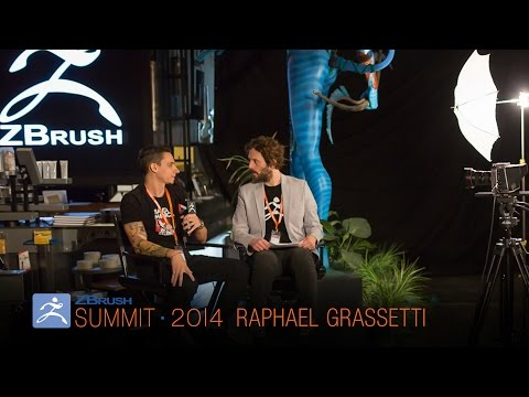 Official ZBrush Summit Interview: Raphael Grassetti