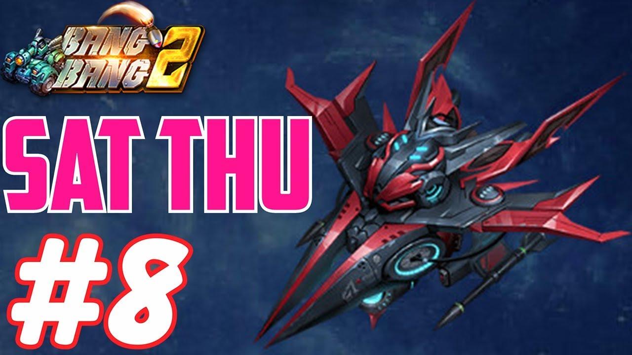 BangBang 2 SÁT THỦ - Lúc ẩn lúc hiện là tank cơ động nhất BangBang 2 -  Gameplay Part 8