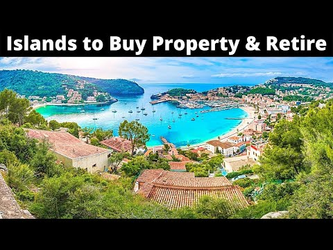 10 Best Islands to Buy Property and Retire