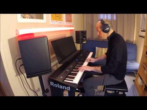 Justin Bieber - Love yourself - Piano