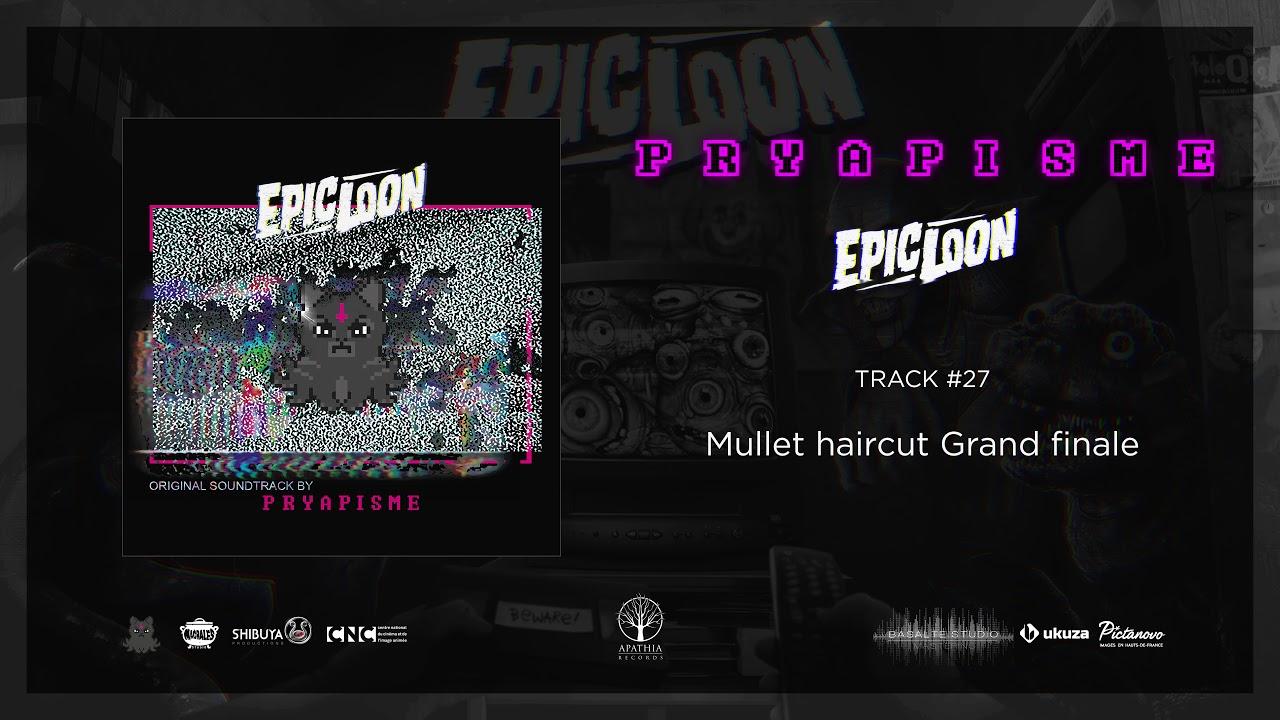 "Pryapisme ""Mullet haircut Grand finale"" (Official Audio ..."