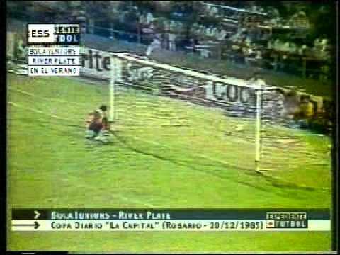 Copa Rosario Diario LA CAPITAl 1985