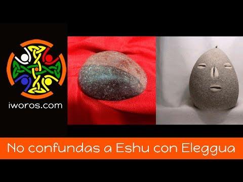 No confundas a Eleggua con Eshu ¿Sabes como diferenciarlos?