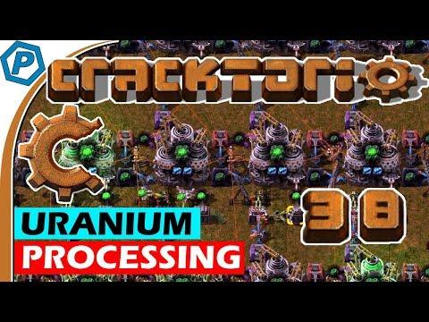 Factorio | Cracktorio 2: Crack Harder | Mass Uranium Processing | 38