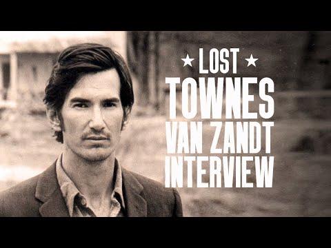 Townes Van Zandt Interview 1993 - RARE