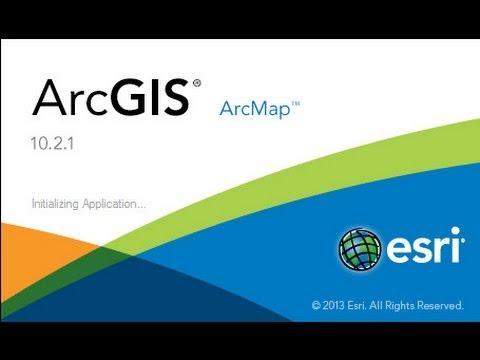 ArcGIS 10.2.1 installation part 2 - YouTube