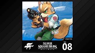 Super Smash Bros. Ultimate (2018) Soundtrack Vol. 8: Star Fox