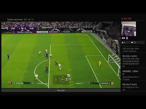 Transmissão ao vivo do PS4 de FMestre12