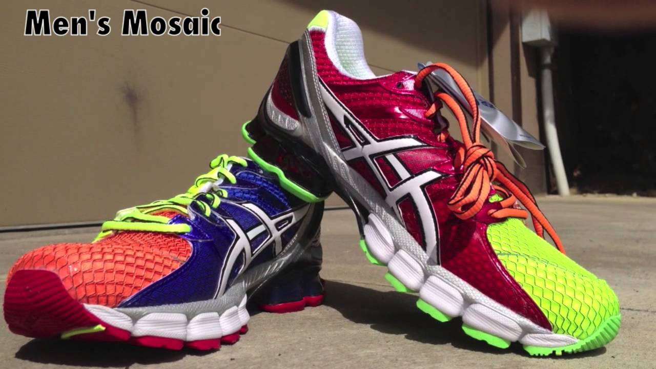 asics gel kinsei 4 mens running shoes review