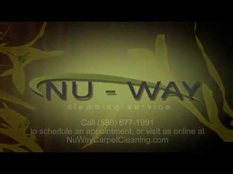 Tile & Grout Cleaning in Macomb MI | NuWayCarpetCleaning.com - YouTube