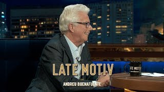 LATE MOTIV - Ken Follett.