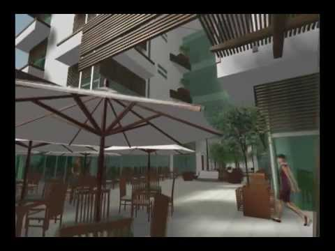 Business Center Virtual Tour | Virtual Reality 2002