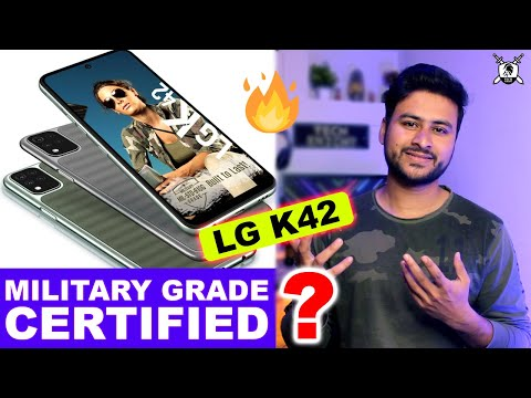 LG K42 First Look and Overview - New Midrange in the Market | मज़बूती की मिसाल 🔥