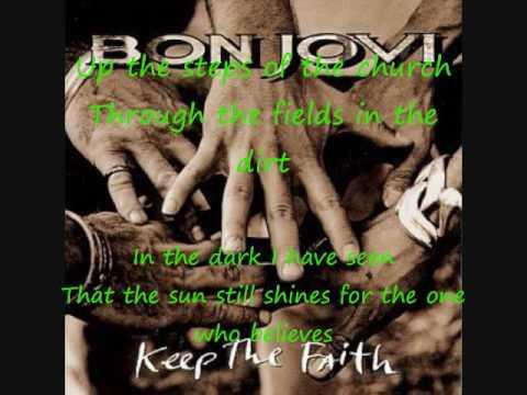 Bon Jovi - Bells Of Freedom Lyrics | MetroLyrics