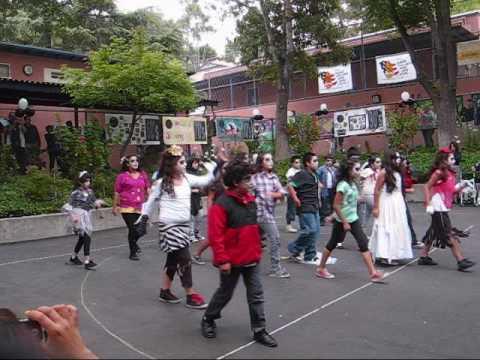 Clifford Elementary School - Thriller