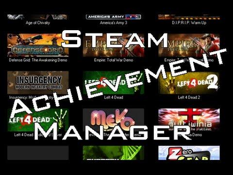 Как получить все достижения в steam?