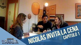 Nicolás Villamil invita la cena | En su propia trampa