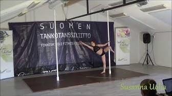 Walimon Autumn PoleWildness 21.9.2019 - Naiset - Susanna Uolia