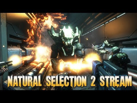 Natural Selection 2 Mutiplayer Stream