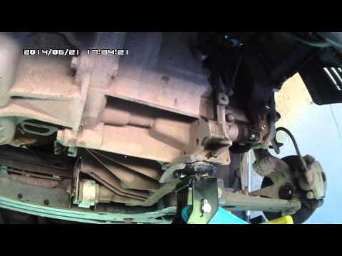 Замена рабочего цилиндра сцепления ford fusion