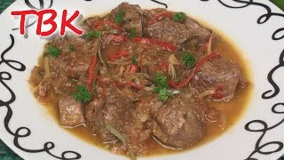 Tunisian Lamb Ragout With Lemon Recipe - Titli's Busy Kitchen