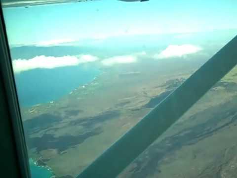 Kamuela-Waimea Hawaii Pacific Wings to Kahalui, Maui 6-2-10.mp4