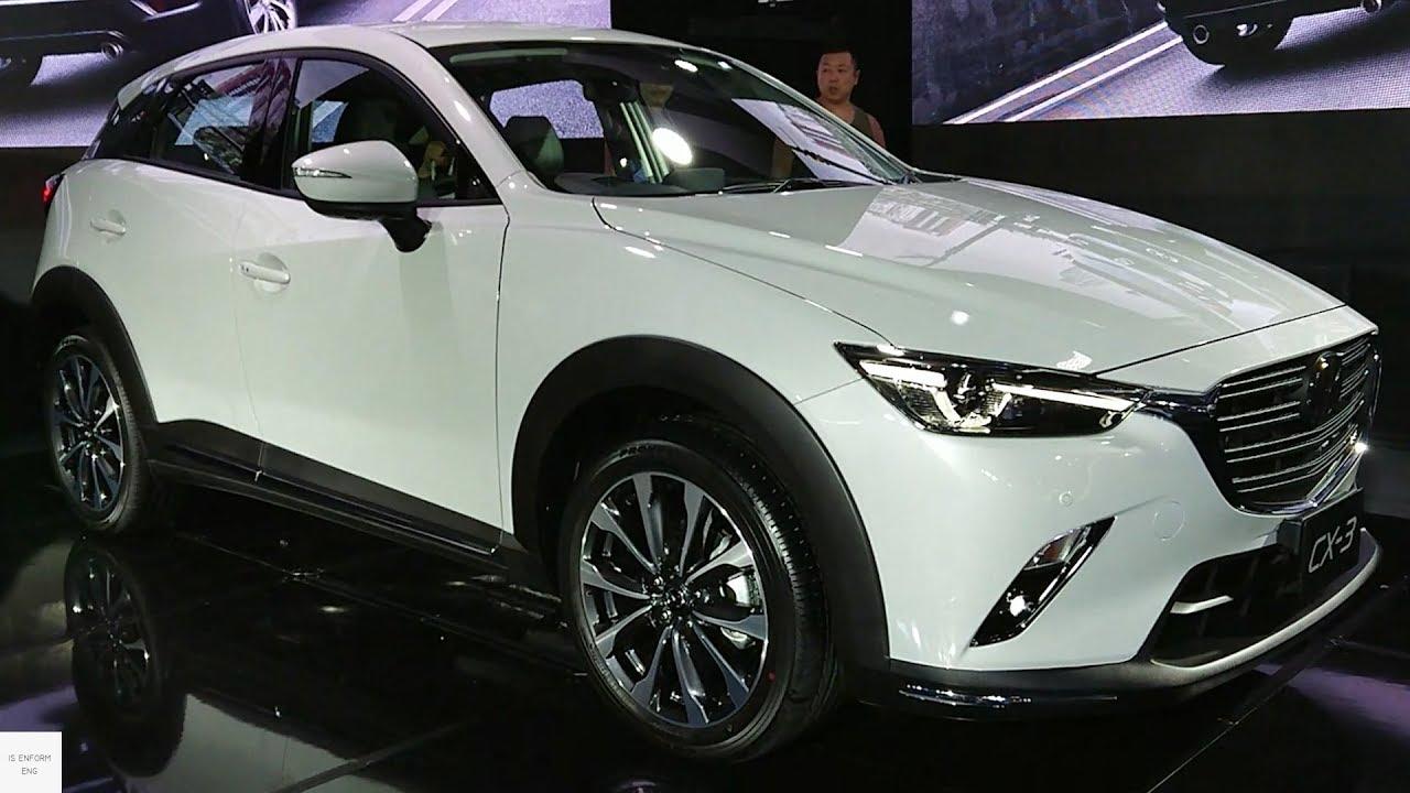 Mazda CX-3 2020 phiên bản Dầu 1.5 Skyactiv-D