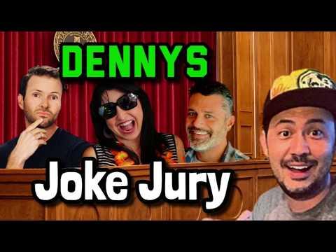 Dennys Joke Jury (06-04-2020)