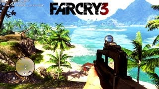 PC | Far Cry 3 Gameplay | Ultra Settings | GTX 660 Ti | i7 2600K