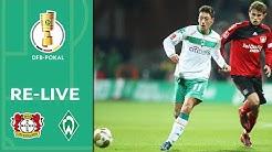 Özil trifft für Werder | Bayer Leverkusen - Werder Bremen in voller Länge | DFB-Pokal-Finale 2009