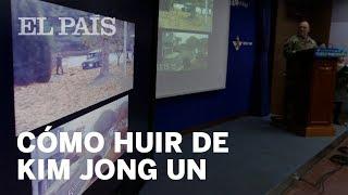 Así se fugó de Corea del Norte el militar desertor del régimen de Kim Jong Un   Internacional