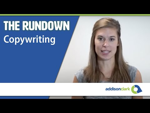 The Rundown: Copywriting