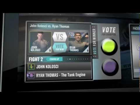 AXS TV FIGHTS Companion App