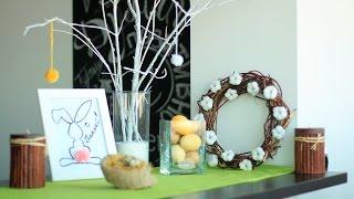 Пасхальный декор | Весенний DIY