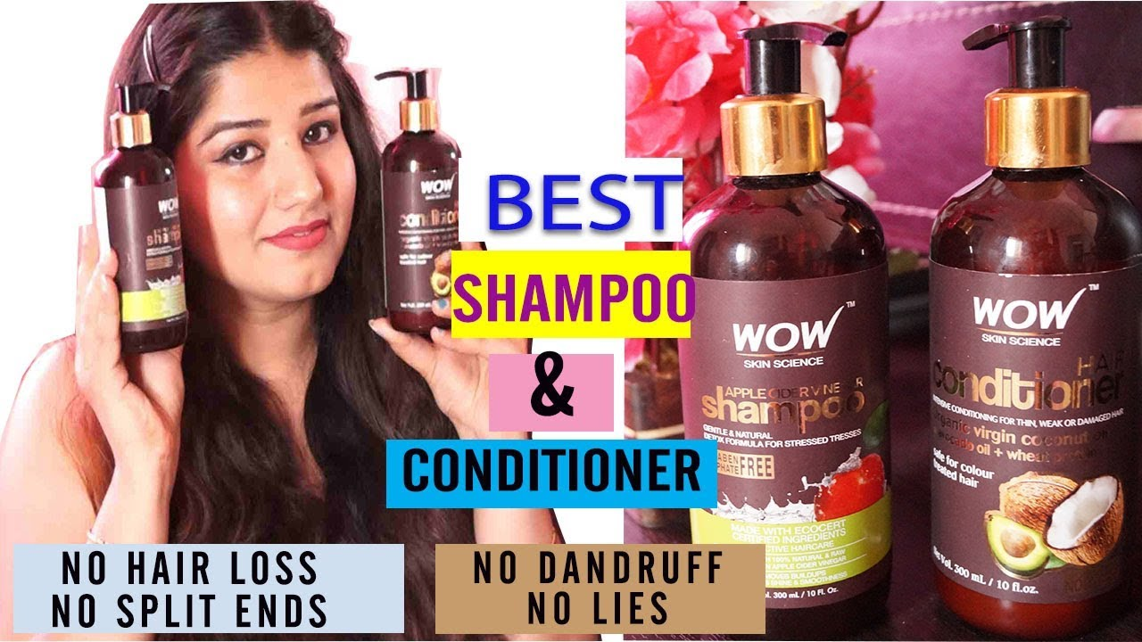Wow Apple Cider Vinegar Shampoo And Conditioner Review For Men And