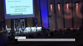 Yvelines | SQY : Le Codesqy et les élus échangent sur la jeunesse dans l'agglomération