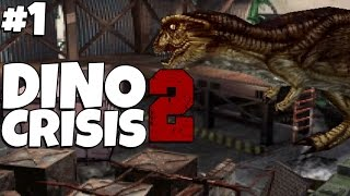 Dino Crisis 2 - Part 1: So Many Dinosaurs!