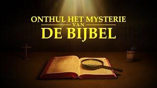 'Onthul het mysterie van de Bijbel' Ken jij het echte verhaal van de Bijbel? (Officiële trailer)
