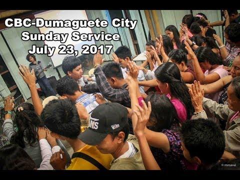 CBC-DUMAGUETE CITY July 23, 2017