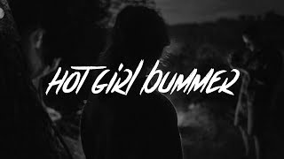 Gambar cover Blackbear - hot girl bummer (Lyrics)