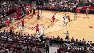 NBA2K16 Clippers vs Rockets Online (PS4)