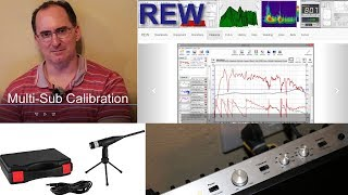 How To Calibrate Multiple Subwoofers Using Rew