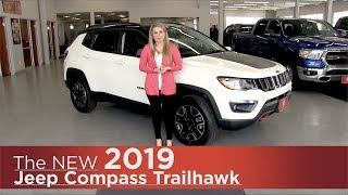 New 2019 Jeep Compass Trailhawk - Mpls, Elk River, Coon Rapids, St Paul, St Cloud, MN | Review