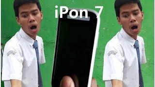 Video PARODI IPHONE 7 (LOW BUDGET) download MP3, 3GP, MP4, WEBM, AVI, FLV Desember 2017