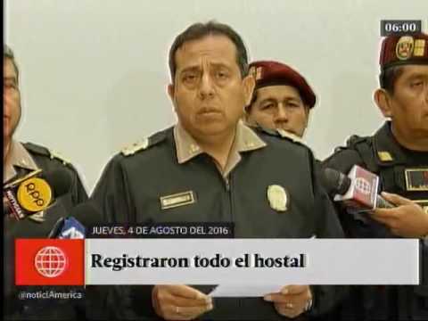América Noticias: Primera Edición - 04.08.16