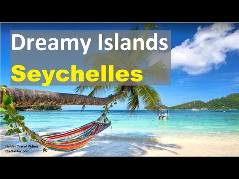 Dreamy Islands in Seychelles, Africa | 4K