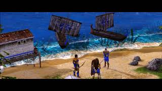 The Fall of the Trident - Pelicula completa en inglés | Age Of Mythology Extended Edition