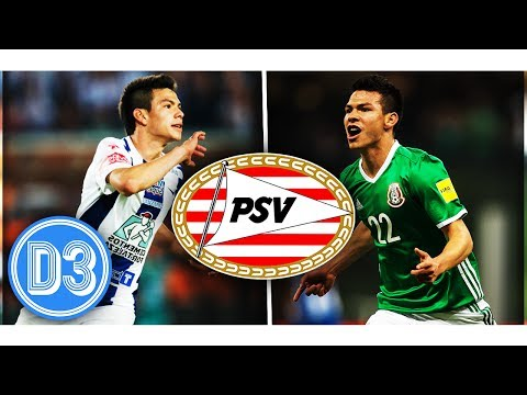 CHUCKY SHOW! THE BEST OF HIRVING LOZANO IN PACHUCA AND MEXICO NATIONAL TEAM ★ D3D2