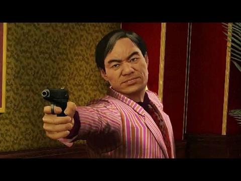 Yakuza 0: Finance King Boss Fight (1080p 60fps)